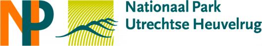 Logo Nationaal Park Utrechtse Heuvelrug